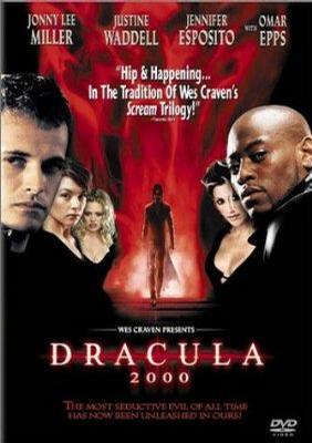 《德古拉 2000 / 吸血鬼2000》海報