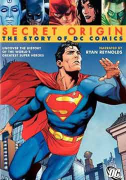 秘密起源:英雄漫画故事/神秘起源:DC漫画的故事