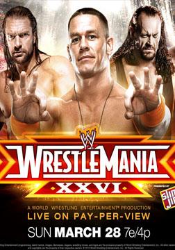 WWE摔角狂熱26