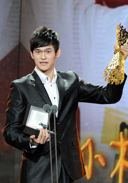 第六屆中國十佳勞倫斯冠軍獎