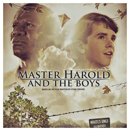大師哈羅德與男孩