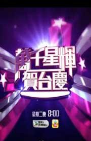 《万千星辉贺台庆2013》海报