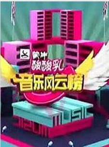 音乐风云榜(2014) 海报