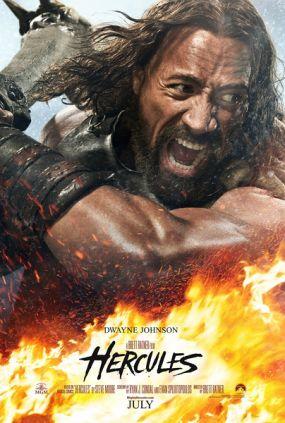 大力神:色雷斯之戰 海報