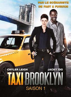 瘋狂的士 / 布魯克林出租車 第一季 海報