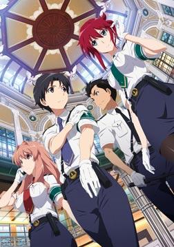 RAIL WARS! 日本國有鐵道公安隊 海報