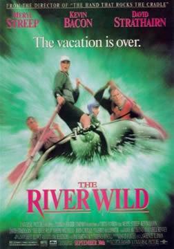 《狂野之河》海報